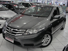 Honda City 1.5 Lx Flex 2013 Completo 77.000 Km Super Novo