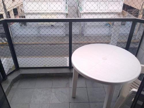 Apartamento Com 2 Dormitórios À Venda, 75 M² Por R$ 335.000,00 - Tombo - Guarujá/sp - Ap11245