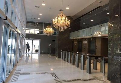 Sala Comercial Para Locação No Alpha Green Business Tower - 558