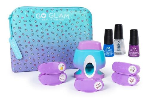 Cool Maker Go Glam Decora Hasta 125 Uñas Juguete Niñas