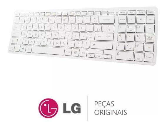 Teclado Sem Fio All In One Lg V320 V720 Português Original
