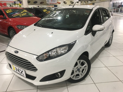 Fiesta 1.6 Sel Hatch 16v Flex 4p Powershift