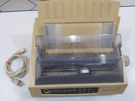 Impressora Matricial Microline 320 Turbo Oki
