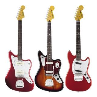 Guitarra Eléctrica Fender Squier Jaguar Mustang Jazzmaster