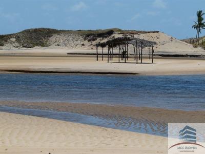 Terreno A Venda Na Praia Do Sagi, Baía Formosa