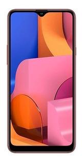 Smartphone Samsung Galaxy A20s 32gb Câmera Tripla Vermelho