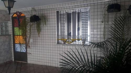 Casa Com 2 Dormitórios À Venda, 118 M² Por R$ 380.000,00 - Jardim Vila Formosa - São Paulo/sp - Ca0633