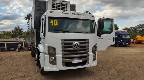 Vw 24-250 2010 8x2 No Chassi