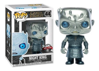 Funko Pop 44 Night King Special Edition Metal-game Of Throne