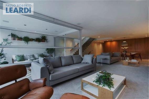 Casa Em Condomínio Brooklin - São Paulo - Ref: 551893