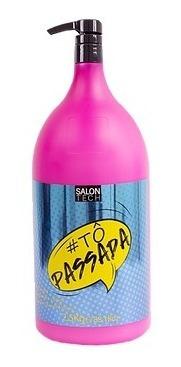 Salon Tech Creme Termoativado #tôpassada 2500g