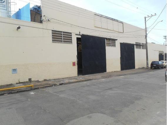 Barracão Para Aluguel Em Vila Azenha - Ba008841