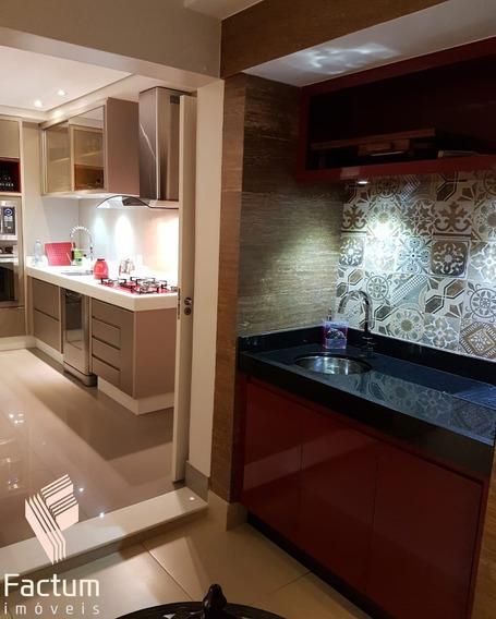 Apartamento Para Venda Res. Garnet Vila Frezzarim, Americana - Ap00484 - 33949548