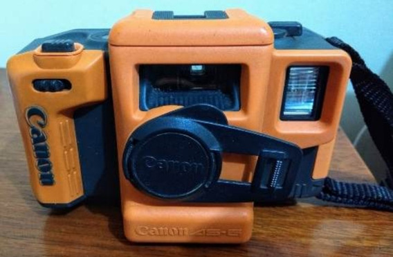 Camera Canon As6 - Quebrada, Para Decoração