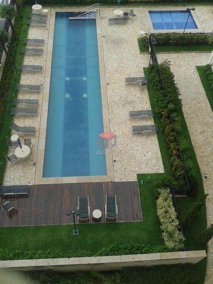 Cobertura Para Aluguel, 2 Quartos, 2 Vagas, Jardim - Santo André/sp - 82365