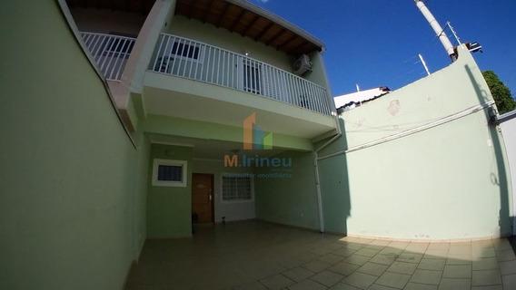 Sobrado Com 3 Dormitórios À Venda, 150 M² Por R$ 484.999,00 - Parque Jambeiro - Campinas/sp - So0020