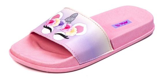 Chinelo Infantil Feminino Sandália Promoção Barato As114