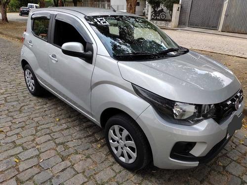 Imagem 1 de 12 de Fiat Mobi 2018 1.0 Drive Flex 5p