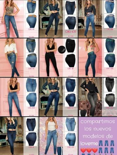 Jeans Levantacola Loveme Seven7 Er White Kabuky Colombianos Mercado Libre