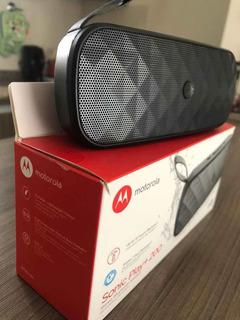 Parlante Portátil Inalámbrico Motorola Sonic Play+ 200 Nuevo