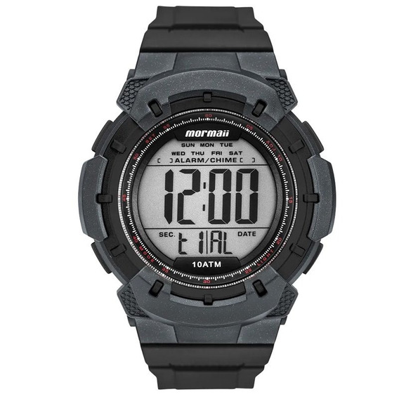 Relógio Mormaii Masculino Mo3571/8r C/ Garantia E Nf