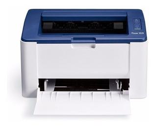 Impresora Laser Xerox Phaser 3020v-bpi