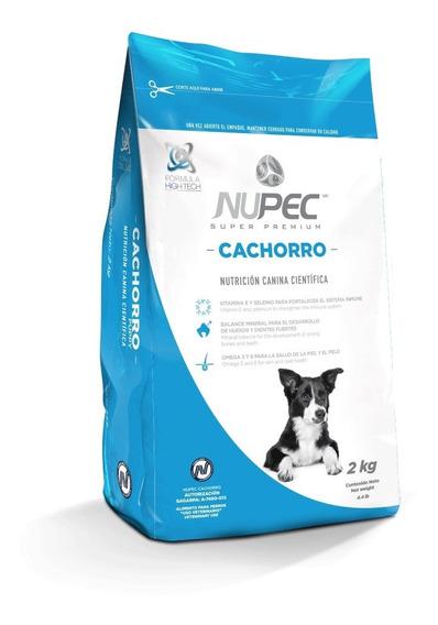 Croquetas Alimento Perro Razas Medianas Cachorro Nupec 2 Kg