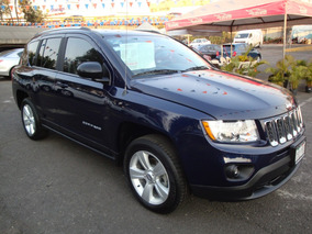 Jeep Compass Sport 4x2 Cvt 2013***flamantisima***
