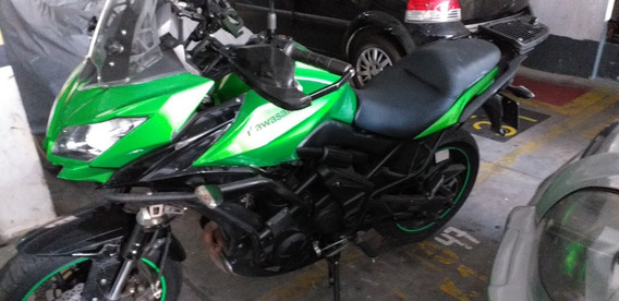 Moto Kawasaki Versys 650 2016
