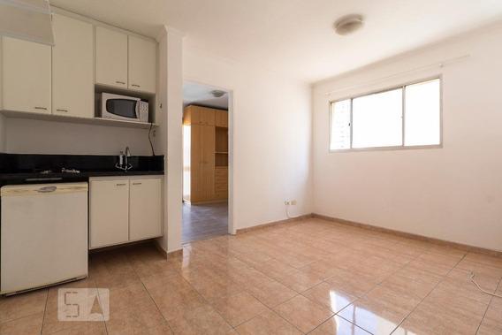 Apartamento Para Aluguel - Jardim Paulista, 1 Quarto, 33 - 893112977