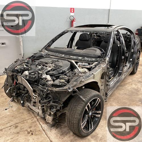 Sucata Bmw 550i V8 4.4 Bi Turbo 2011 Para Retirada De Peças