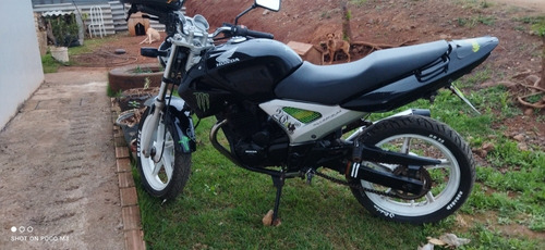 Imagem 1 de 3 de Honda Cbx Twister