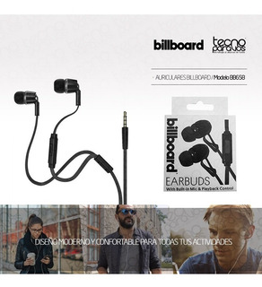 Auricular Billboard In Ear Con Manos Libres Y Microfono