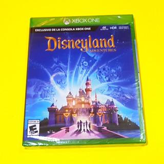 Disneyland Adventures - Xbox One - Sellado