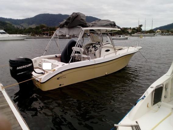 Fishing 265 Saint-tropez Mercury Optimax 225 Hp 2007. Caiera
