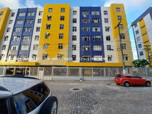 Imagem 1 de 15 de Apartamento Para Venda Em Natal, Lagoa Nova - Residencial Parque Das Serras, 3 Dormitórios, 1 Suíte, 3 Banheiros, 1 Vaga - Ap1718-pq_2-1162643
