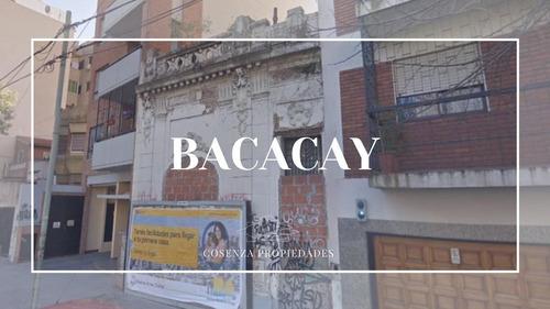 Bacacay Al 900 - Caballito-cap Fed-lote En Venta