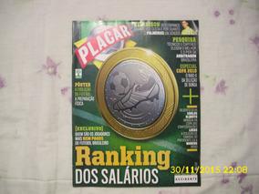 Revista Placar Nº 1331 - Junho 2009 - Ranking Dos Salários