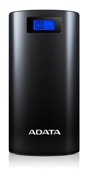 Adata Power Bank Cargador Portatil Celular 20000mah