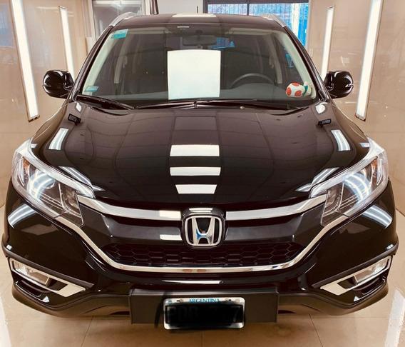 Honda Crv Lx 4x2 Cuero