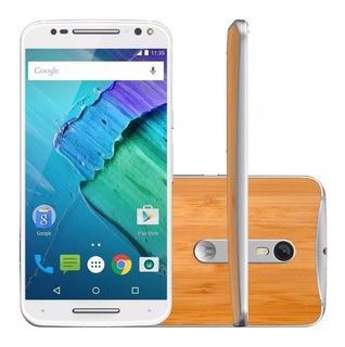 Motorola Moto X Style 32gb 20mpx Dual Chip Xt1572 - Vitrine