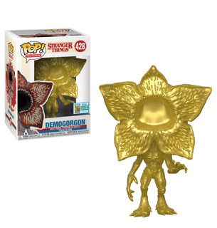 Figura Funko Pop Tv Stranger Things - Demogorgon 428