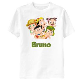 Camisa Infantil - 1 Ano Personalizada Qualquer Tema! Ch