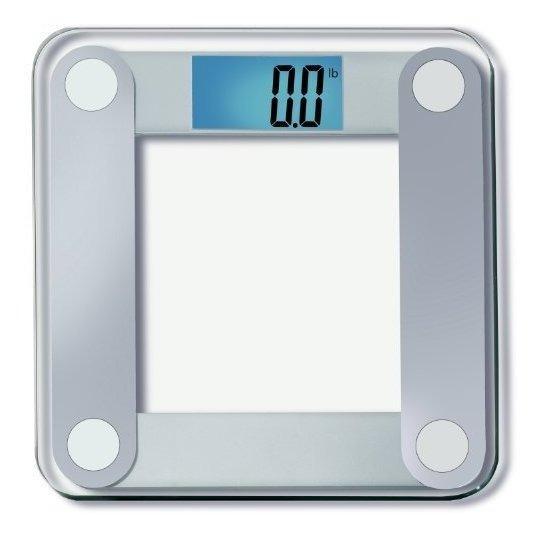 Eatsmart Precision Digital Bathroom Scale W/extra Large Lig