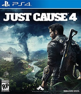 Just Cause 4 Ps4 Mídia Física ( Pronta Entregs! )