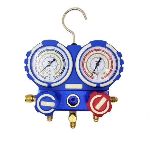 Manifold Con Visor R22 Value Vmg-2-r22-b-03 Cts