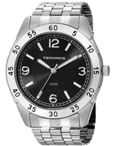 Relógio Technos Classic Steel 2035aag/1a