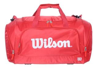 Bolso Wilson Original Botinero Gimnasio Crossfit Viajes #111