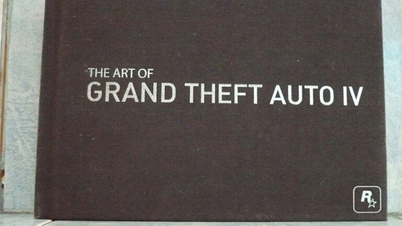 Libro: The Art Grand Theft Auto Lv