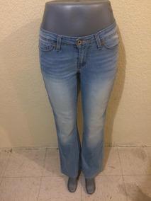 Jeans Pantalon De Pana Rosa Pantalones Y Jeans De Mujer Jean Levi S Celeste En Mercado Libre Mexico